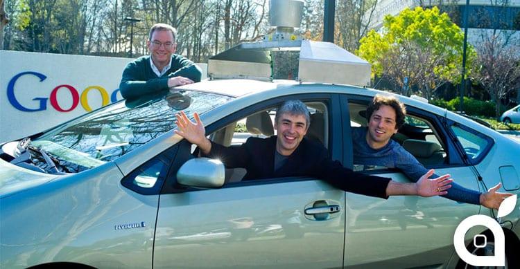 google sistema in car