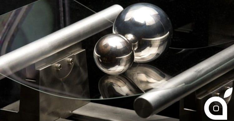 Apple e Corning progettano il vetro che trasmette segnali audio