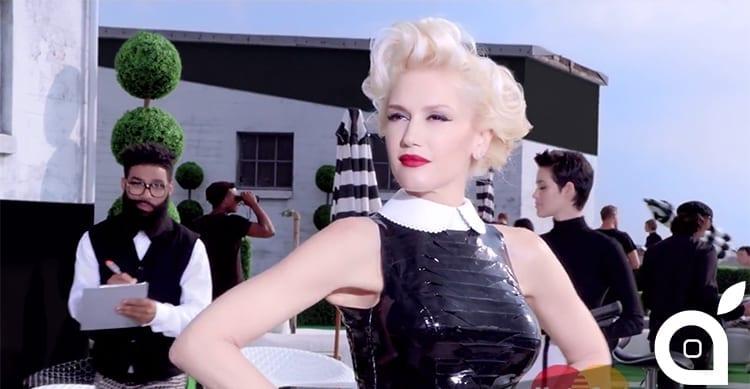 Gwen Stefani protagonista di uno spot di MasterCard che promuove l'Apple Pay [Video]