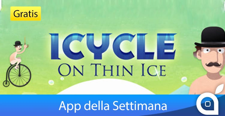 icycle-on-thin-ice-app-della-settimana