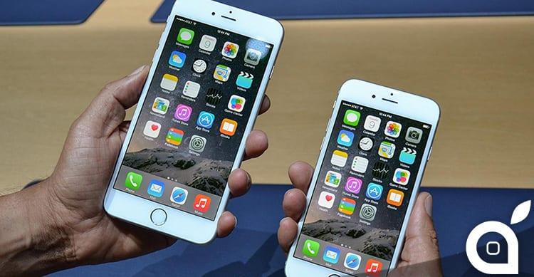I consumatori vogliono acquistare più iPhone 6 e 6 Plus di quanti se ne riescono a produrre