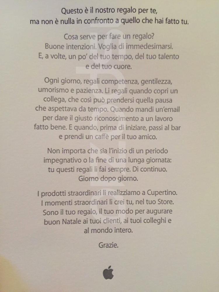 lettera-apple-ringraziamento-regalo-di-natale-zaino-incase