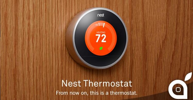 Google Now può ora controllare i termostati Nest a distanza, anche su iOS
