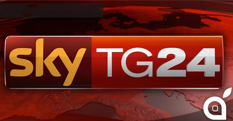Sky TG24 lancia la nuova applicazione per iPhone e iPad