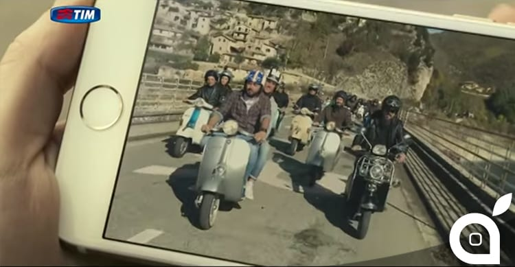 Ecco lo Spot di TIM che pubblicizza l'iPhone 6 [Video]