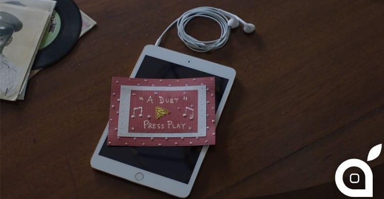 """Apple pubblica """"The Song"""", un nuovo e toccante spot dedicato al Natale [Video]"""