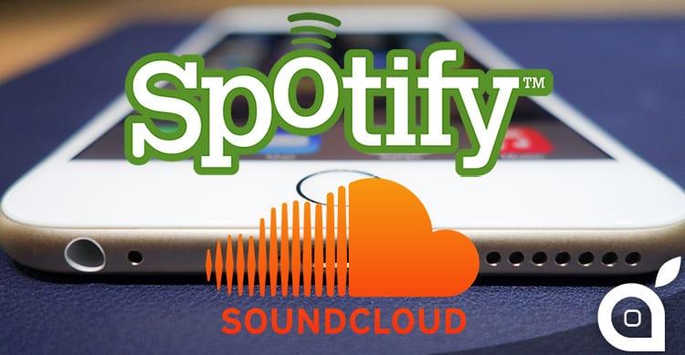 Spotify vuole acquistare il famoso portale musicale SoundCloud