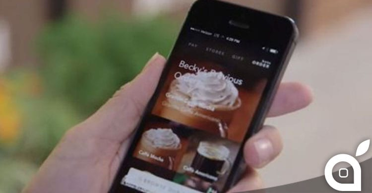 starbucks mobile payment system