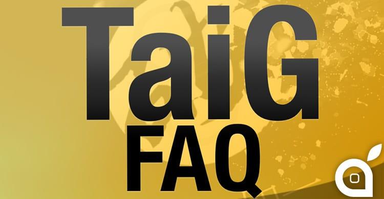 TaiG risponde ufficialmente alle domande più interessanti sul suo Jailbreak