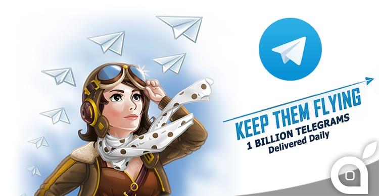 Telegram, l'alternativa a Whatsapp, continua a crescere: Ecco gli straordinari numeri ottenuti