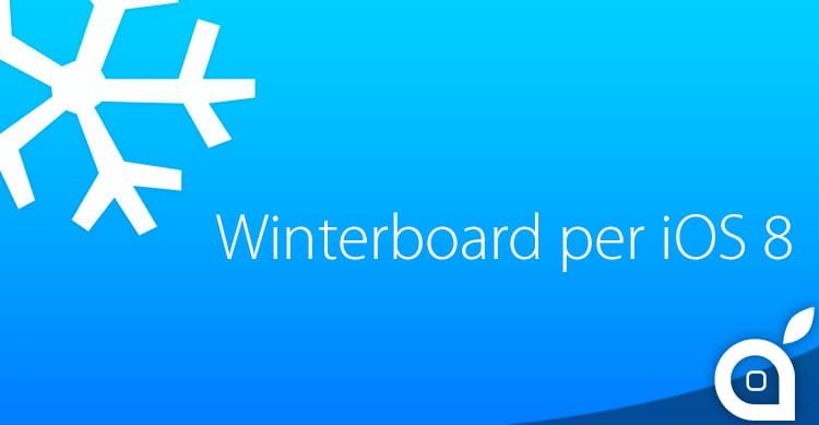 Winterboard per iOS 8, arriva l'atteso aggiornamento | Cydia