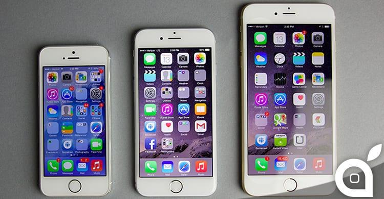 L'ipotesi di un nuovo iPhone da 4″ si fa sempre più remota
