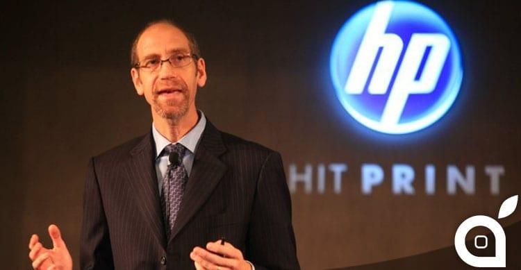 Apple assume l'ex manager di HP John Solomon