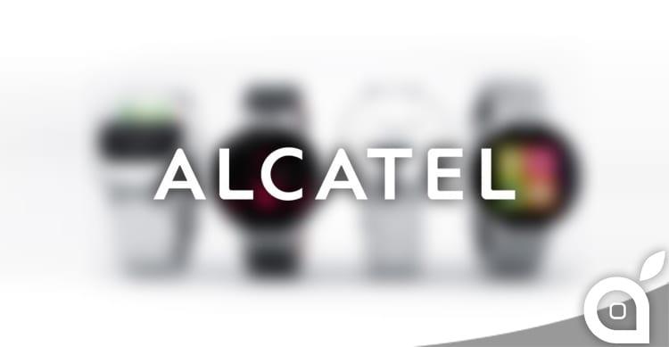 Alcatel annuncia il proprio smartwatch: schermo circolare ed economico