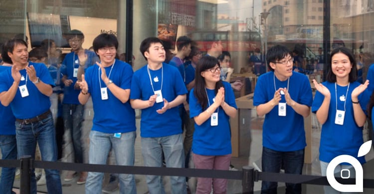 Secondo gli analisti Apple sta vendendo più iPhone in Cina che negli Stati Uniti