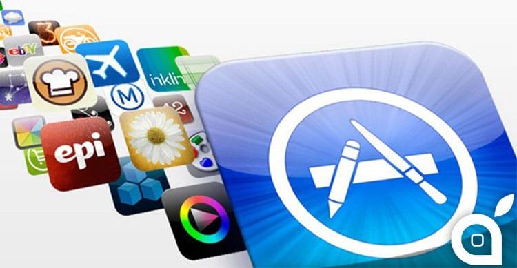 Apple aumenta  a 4GB la dimensione massima delle app e giochi da distribuire in App Store