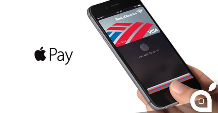 Chase Bank attiva oltre un milione di account Apple Pay