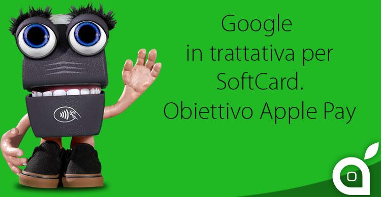 google soft card