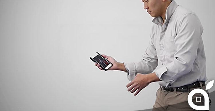 iPhone case nunchaku
