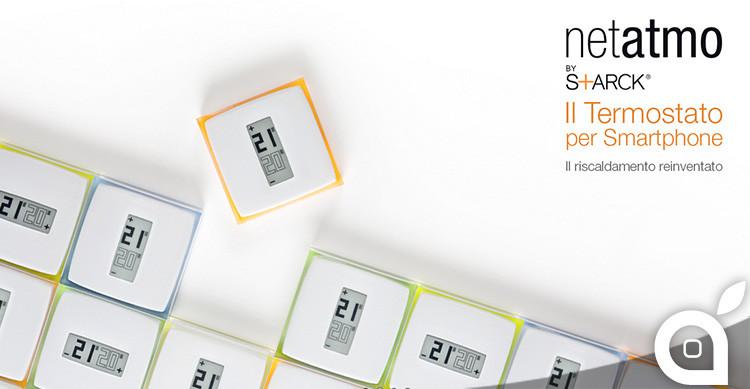iSpazio-MR-termostato per iPhone netatmo