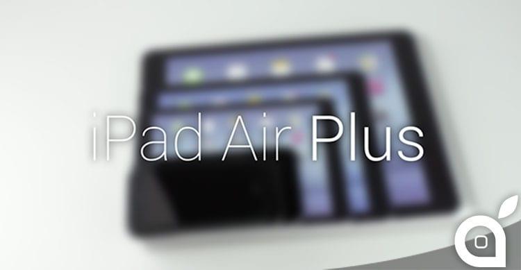 Una foto del case di iPad Air Plus ci dipinge l'aspetto del tablet 12 pollici di Apple