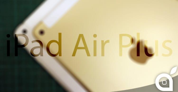 Apparsa in rete una foto dello stampo di iPad Air Plus