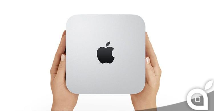 Nuova configurazione possibile per Mac Mini disponibile su Apple Store Online