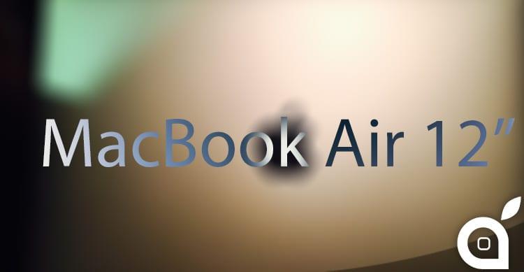Trapelano in rete le foto della scocca e del display del MacBook Air 12″ [Rumor]