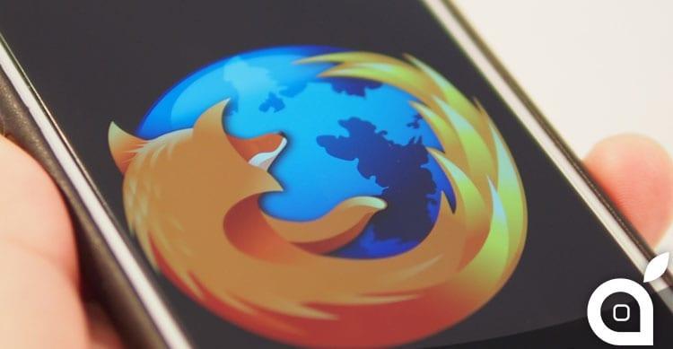Ecco le prime schermate di Firefox per iOS