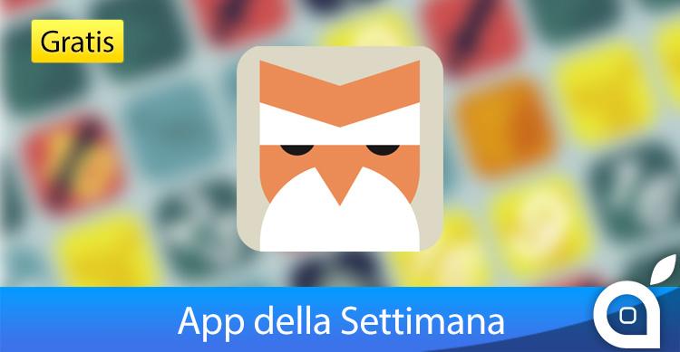 mujo app della settimana