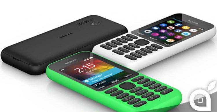 Microsoft presenta il Nokia 215, il cellulare che può essere acquistato a 29$ [Video]