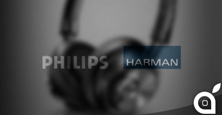CES 2015: Philips And Harman annunciano le cuffie da isolamento con cavo lightning