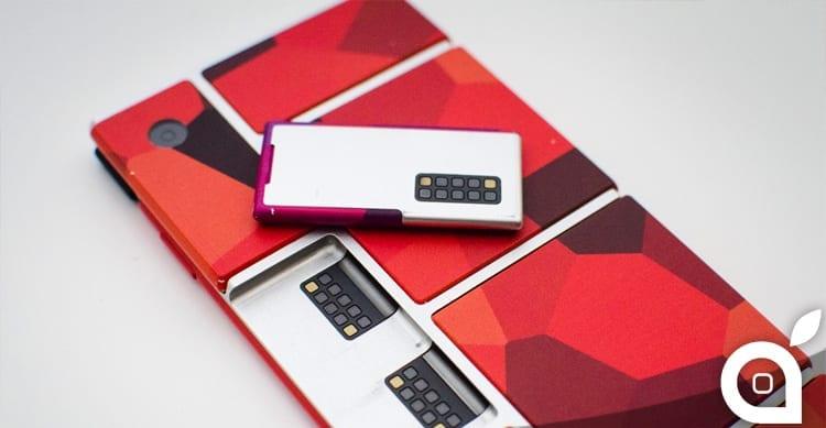 Ecco Ara, lo smartphone modulare di Google pronto per la commercializzazione [Video]