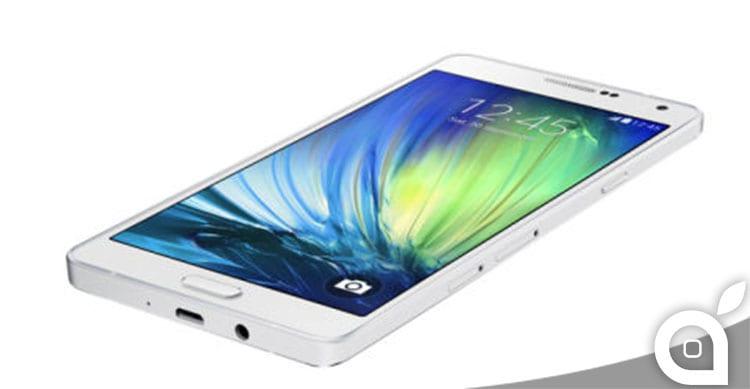 Samsung annuncia il nuovo Galaxy A7