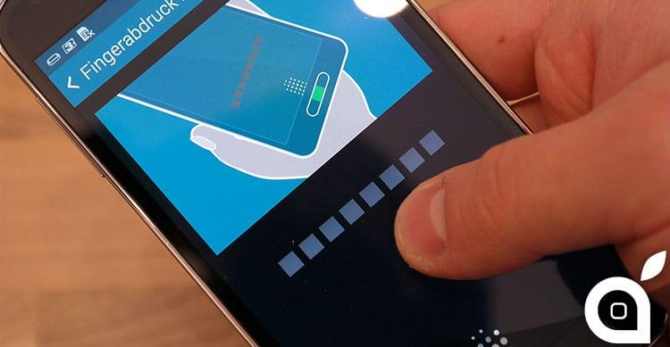 Galaxy S6: Samsung prepara il suo Touch ID