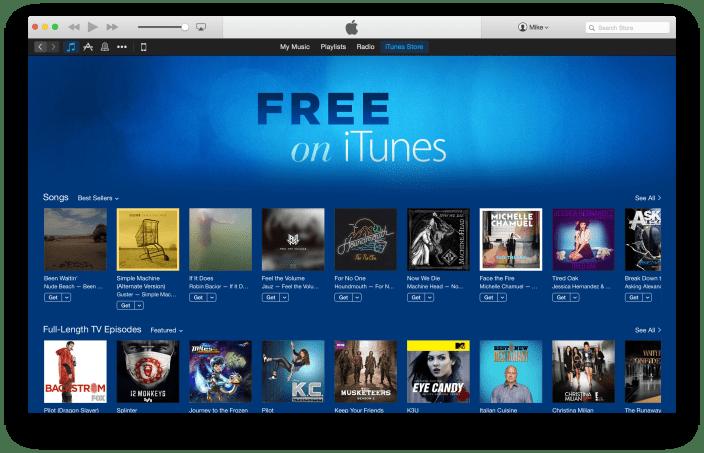 """Apple USA lancia la sezione """"Free on iTunes"""""""