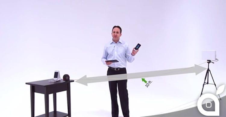 CES 2015: E' finalmente possibile utilizzare la ricarica wireless senza fili anche a distanza, fino a 6 metri [Video]