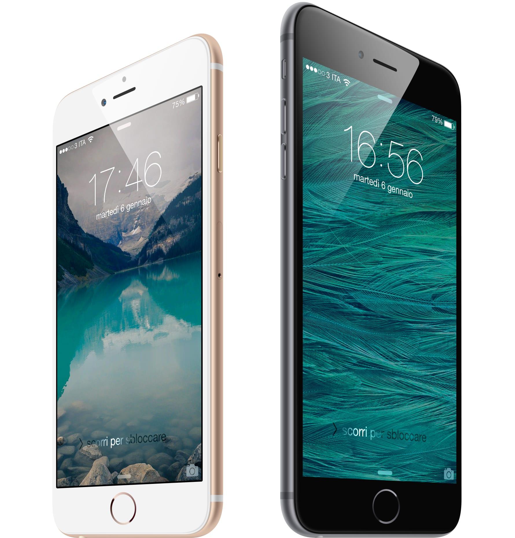 #WallpaperSelection #54: Scarica Gratis i nuovi Sfondi di iSpazio per il tuo iPhone ed iPad [DOWNLOAD]