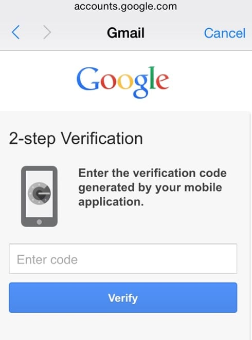 2factorauthenticationgoogle