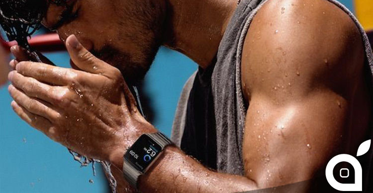 Apple Watch resistenza all'acqua