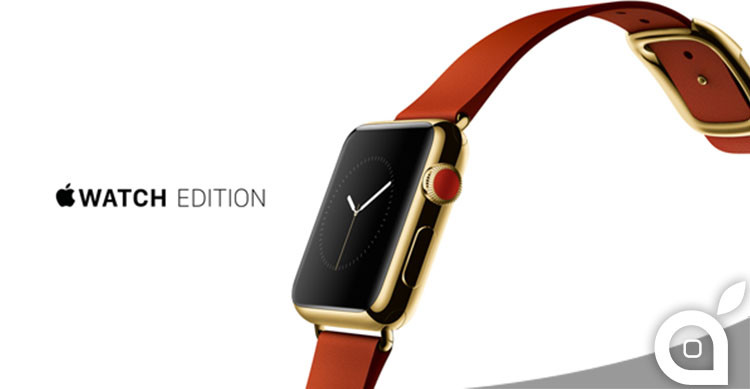 Apple watch watch edition