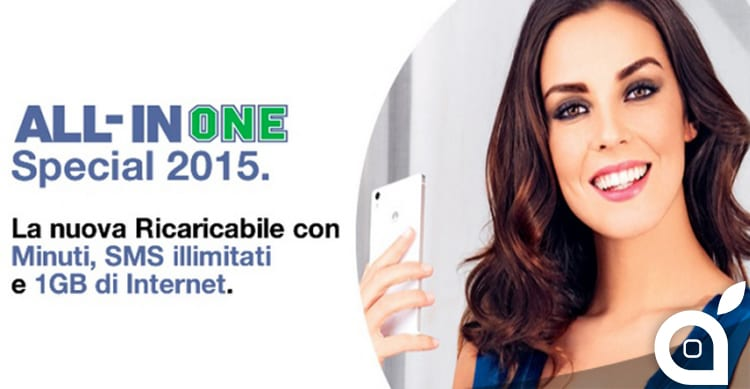 Tre Italia lancia la nuova tariffa All-in One Special 2015