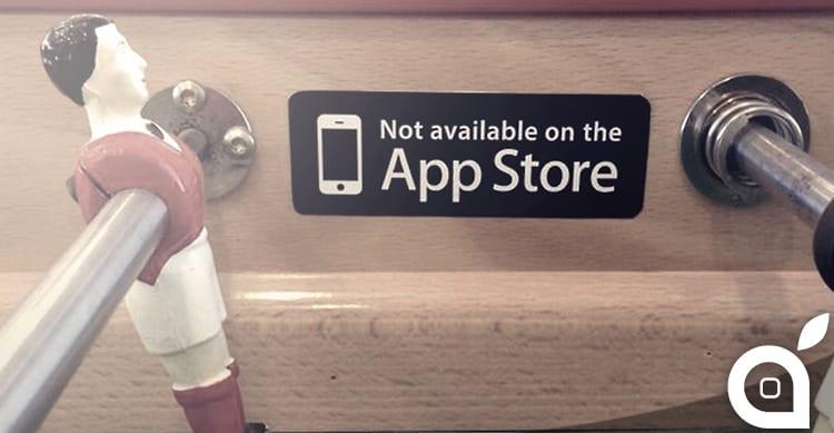 Apple ha iniziato a vietare immagini violente e nudità nelle icone o screenshot delle App