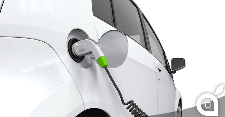 Apple assume ingegneri per migliorare l'autonomia delle batterie per auto elettriche