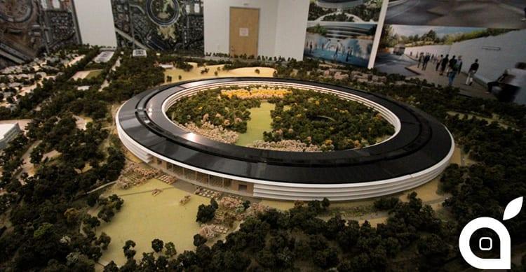 Nuove foto mostrano lo stato di avanzamento dei lavori del Campus 2 di Apple