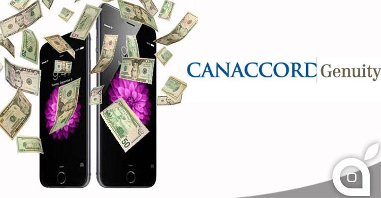 canaccord apple samsung