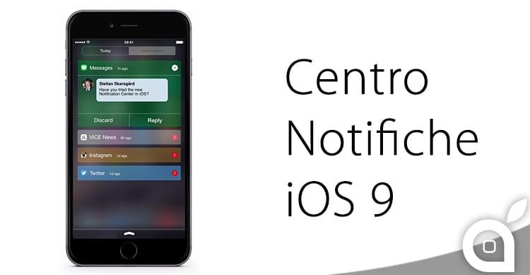 Ecco come Apple potrebbe reinventare il Centro Notifiche di iOS per renderlo più utile [Video]