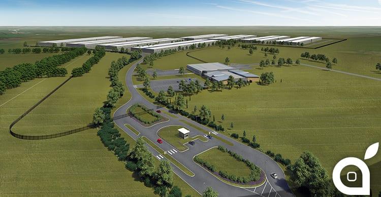 Apple investirà 1,7 miliardi di euro in nuovi Data Center europei