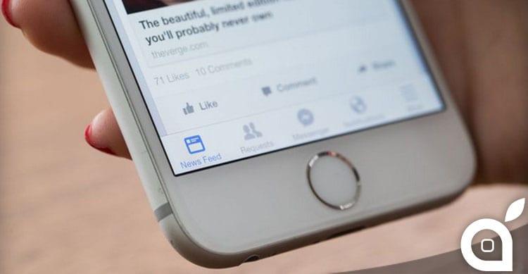 Facebook offre più opzioni di scelta nella selezione del proprio sesso