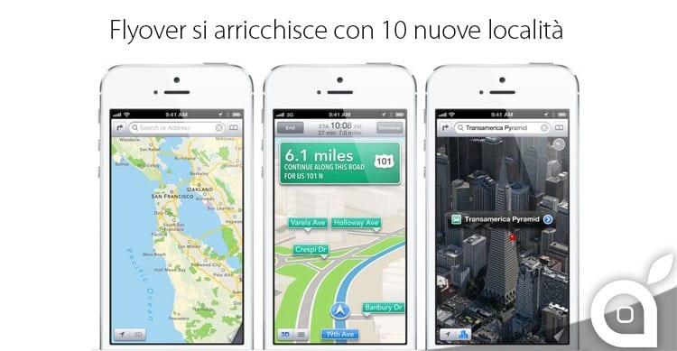 flyover 10 città venezia